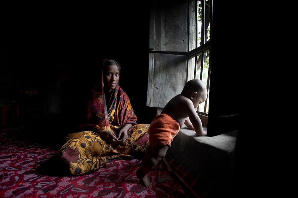 I Was a Child Bride: Sadia's Story | Plan International UK