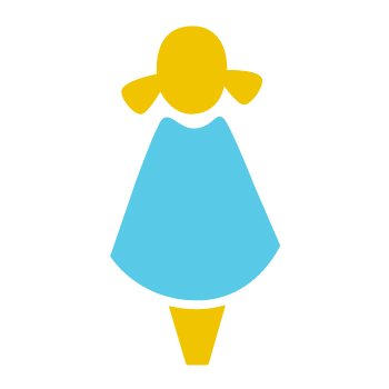 Help us support Girls by taking on the London Marathon Girl Icon