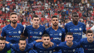 Chelsea FC Team Photo