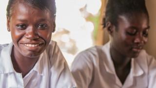 Educating girls in Sierra Leone