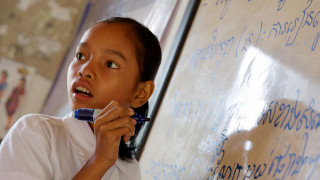 Educating Girls to End Poverty