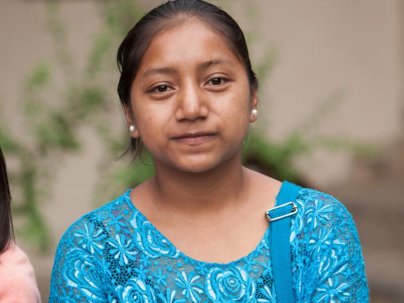 Mayra, Youth Campaigner, Guatemala