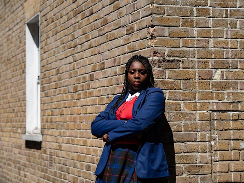 Rebecca, 15, London