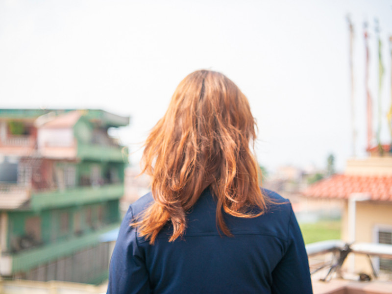 More than 8,000 girls and women are trafficked in Nepal every year