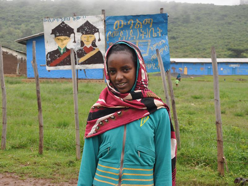 Samrawit, 15, Ethiopia
