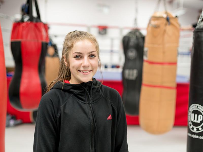 Kelsey, 14, UK