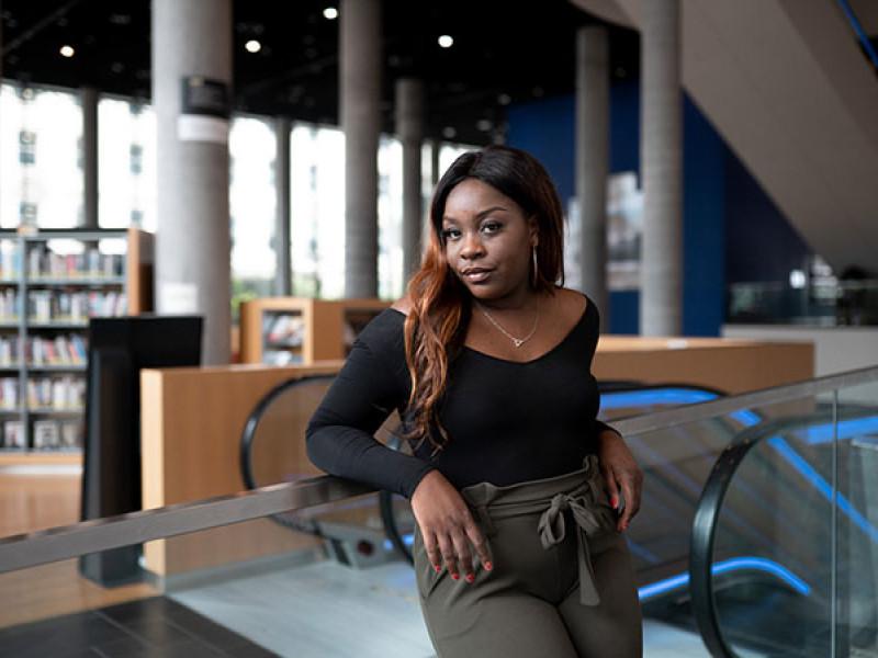 Tanya, 21, from Birmingham