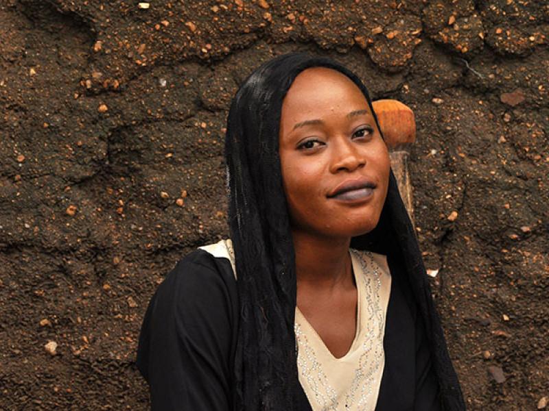 Kwanye, 16, Nigeria