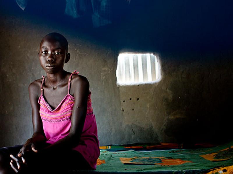 Helena, South Sudan