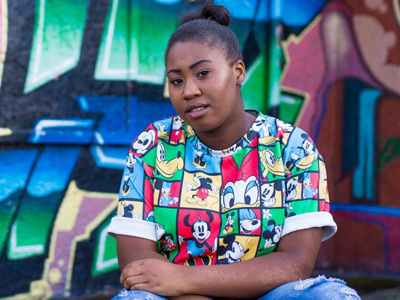 Kiah-Ann, 17, Nottingham