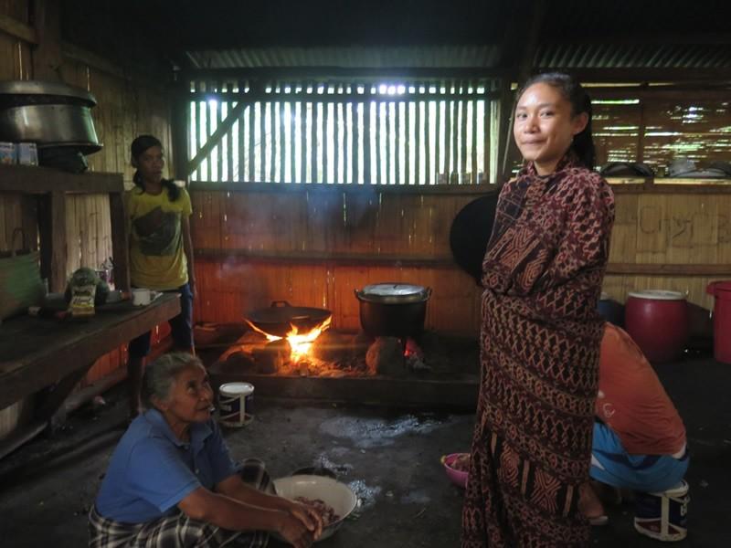 Chandarayani, 11, from Indonesia
