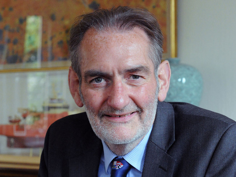 Professor Sir Ian Diamond