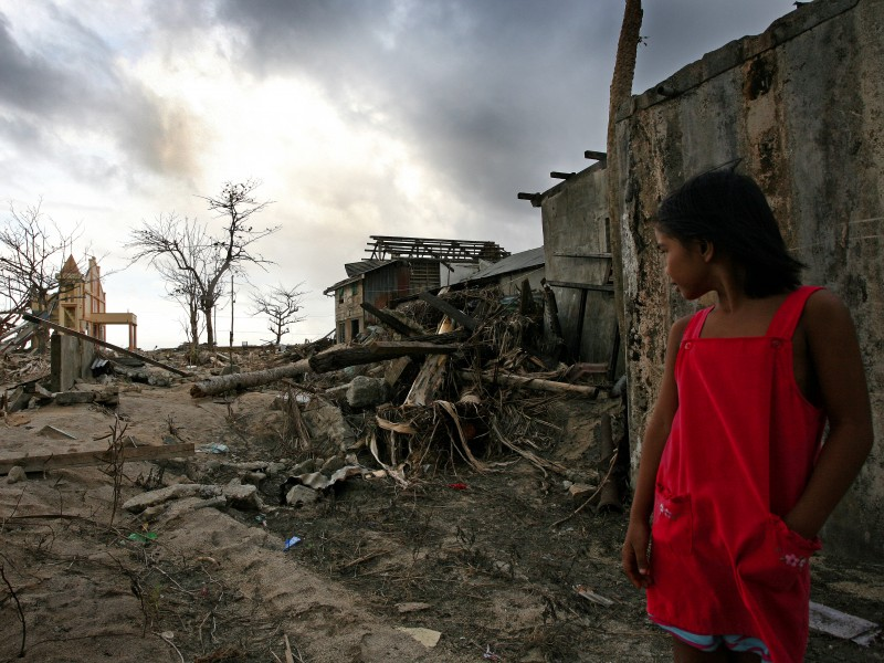 Helping Children in Emergencies and Disasters