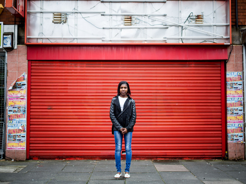 Dannetta from London talks to us about street harassment