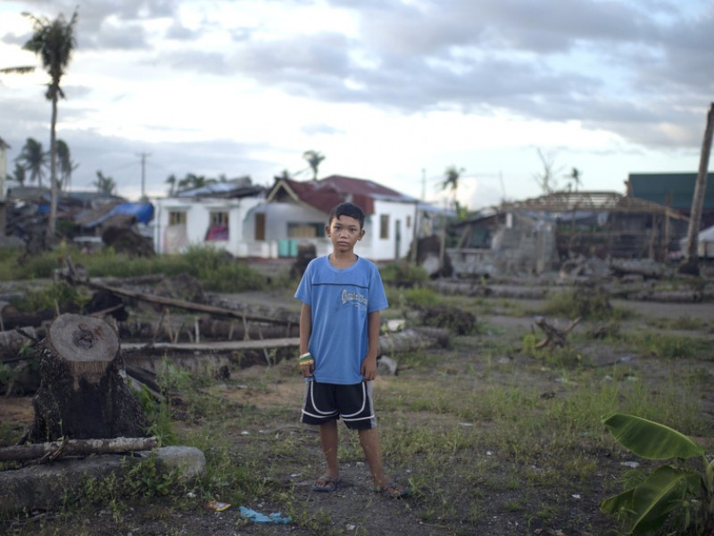 10 Facts You Need to Know About Children and Climate Change