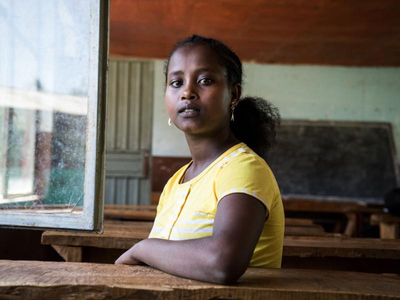 Alem speaks out against FGM