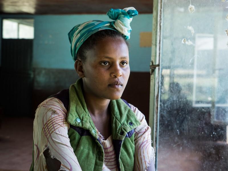 Dirshaye is thankful for the FGM Uncut Girls' Club