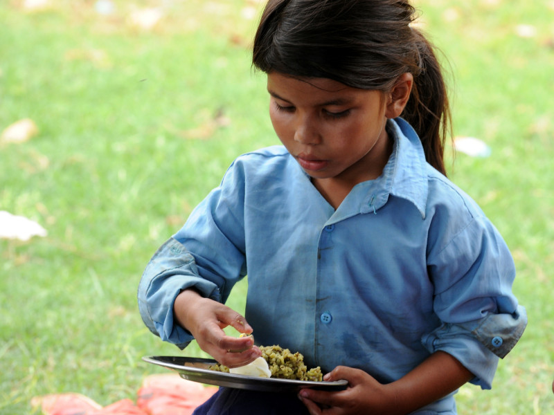 Nutritional Wellbeing of Children in Nepal