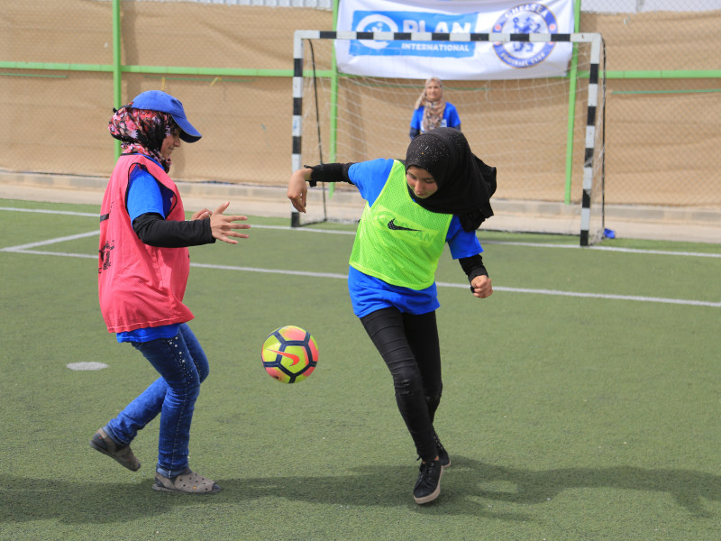 chelsea-fc-supporting-children-living-in-the-Azraq-refugee-camp