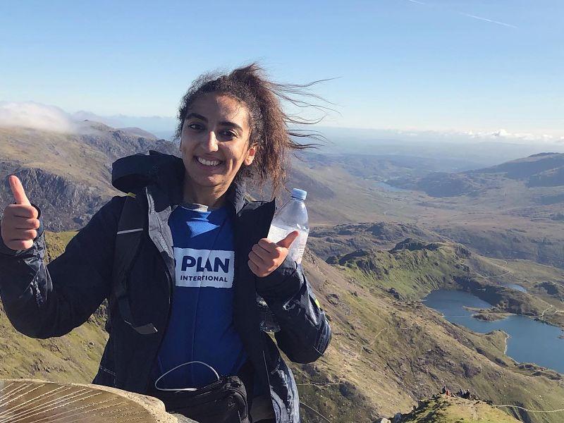 Rania's 3 Peaks Challenge