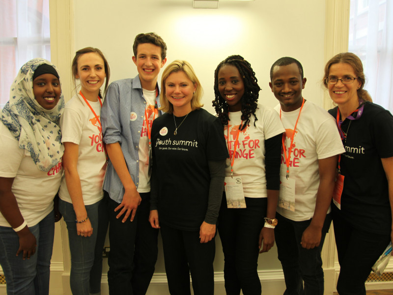 Plan International UK youth advisory panel