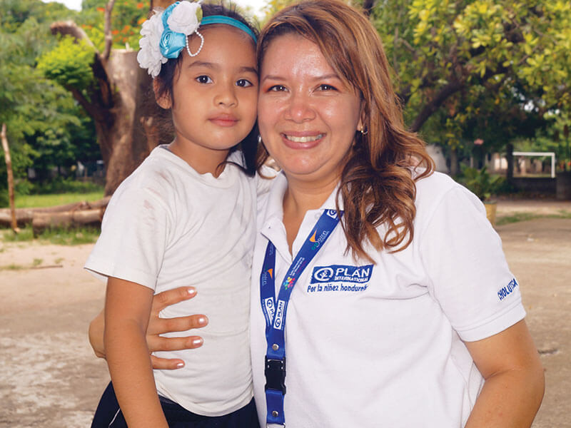 Yasmin Rivera, Community Worker, Honduras