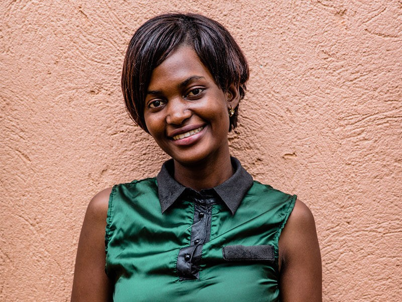Ritah, 22, Uganda.