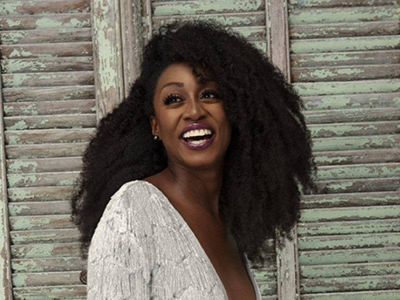 Beverley Knight is a singer and actor. She sponsors a child through Plan International UK.
