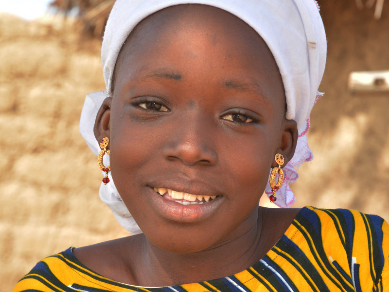 Youma is happy communities are banning FGM in Mali