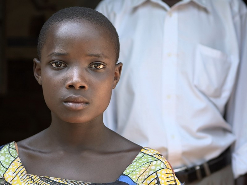 Protect girls like Lehanna from child marriage