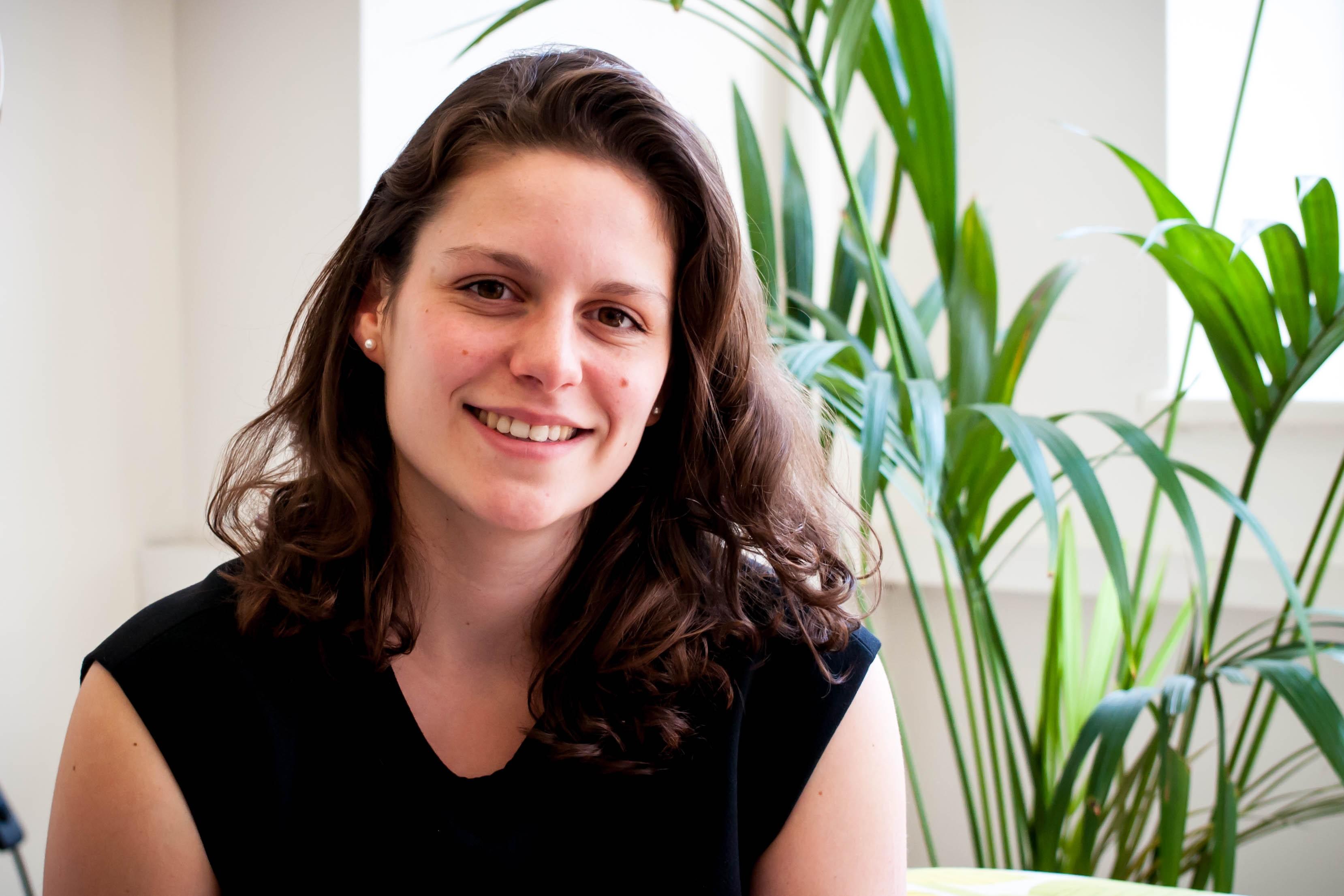 Olivia Beecham young trustee