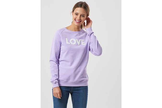 Sugarhill Brighton's Crazy Little Thing Called Love sweatshirt