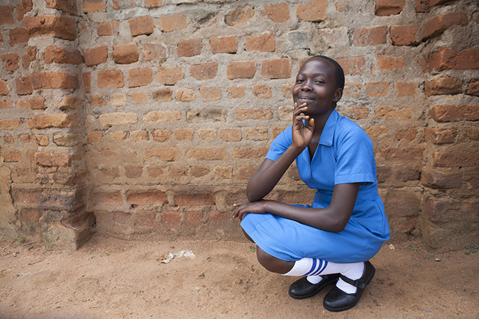 Eunice in Uganda