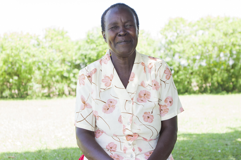 Madame Agatha leads a Health Club, set up by Plan International, at her school in Uganda.