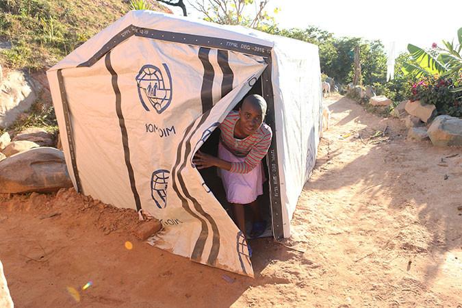 Sylvia in Zimbabwe