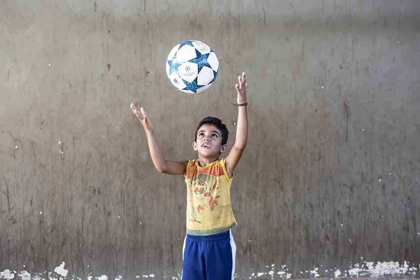 Fernando is a Plan International sponsored child from Brazil