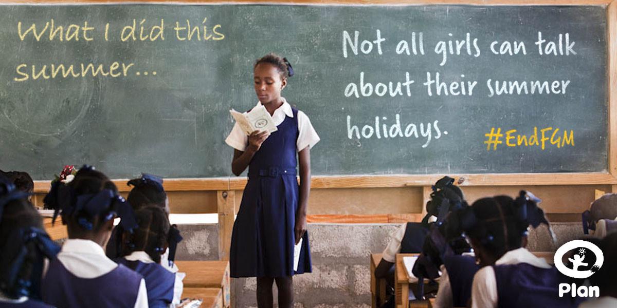 School holidays marks the FGM 'cutting season'