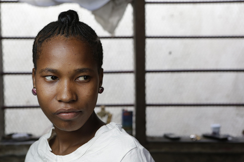 Latifa from Tanzania escaped child marriage after she was sold as a bride at 15 years old