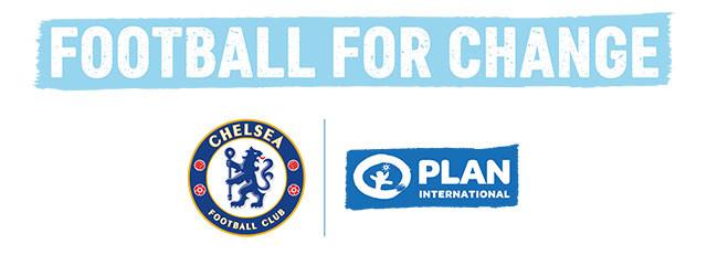 Football For Change logo