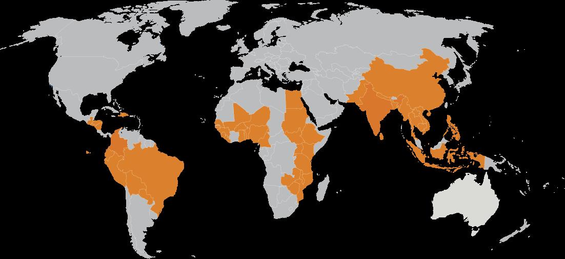 Sponsorship across the world