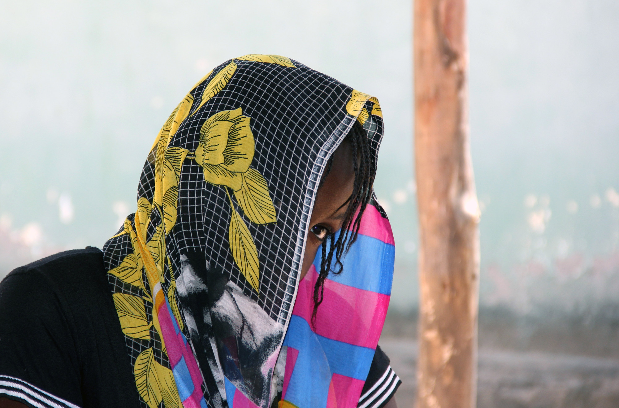 Loveth is now back in the school and hopes to become a midwife after her ordeal of being taken by Boko Haram