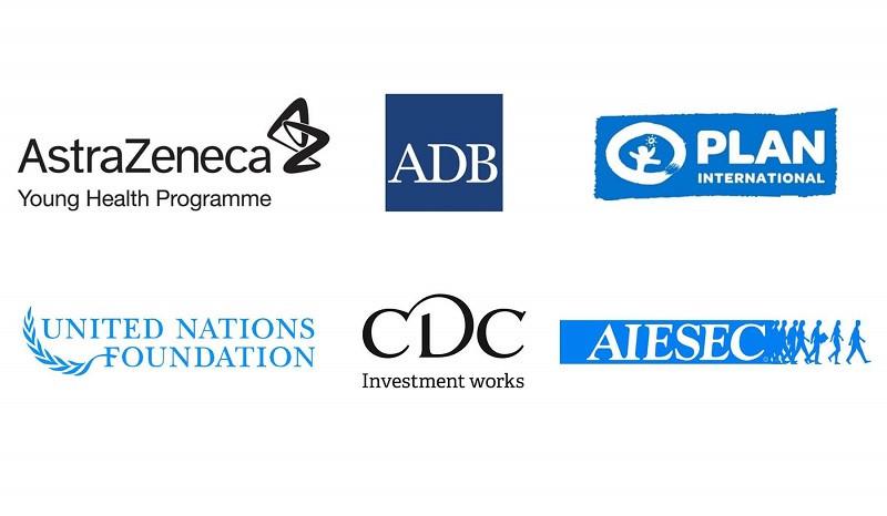 UNGA attending organisation logos