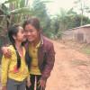 A girl from Vietnam
