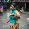 Karate is one of the methods Radha uses to help girls become more empowered