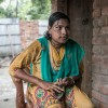 Radha, a child rights activist who escaped from an early marriage when she was 14