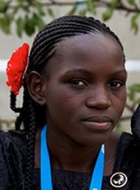 Faridah is a Champion for Change at Plan Uganda