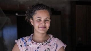 Sanmya, 13, Brazil
