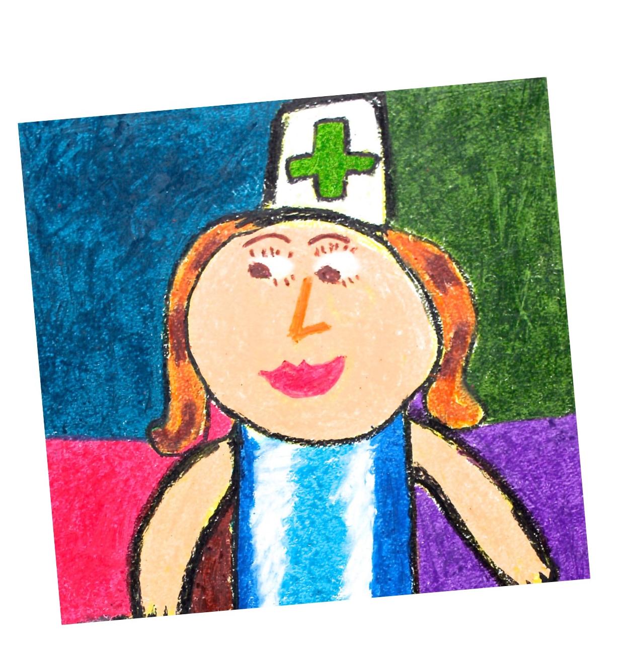nurse-drawing